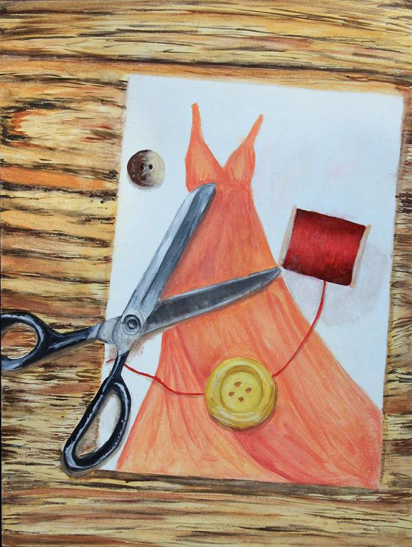 Trompe L'oeil by memoriesgrow