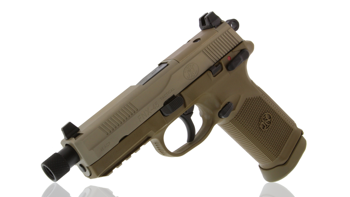 FNX-45 Tactical by Koeryn