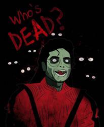 Who's DEAD!? by irrleuchten