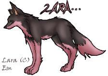 Lara smallish by Rauko