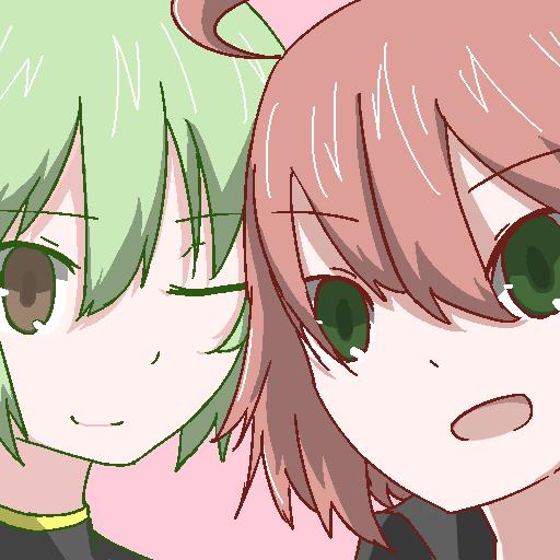 Linda and Sera. by shuu33