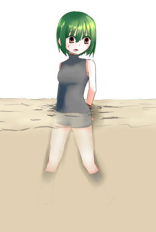 Sera sinking by shuu33