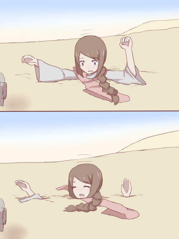 desert sinking p.5 by shuu33