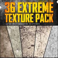 36 Extreme Texture Pack by DesignFathoms