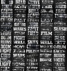 Cinematic Layer Styles Volume 4-8