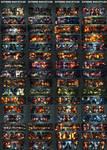 Extreme War Layer Styles Volume 1-4