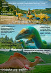 Nemegt Dinos as Illustrated by Dr. Seuss