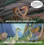 Land Before Time Ornithomimids