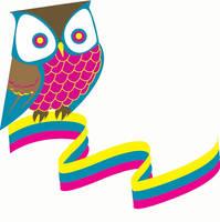 Deraged Owl by GloomyFreak