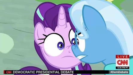 2nd Democratic Debate screenshot #2