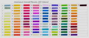 Color Chart Charisma