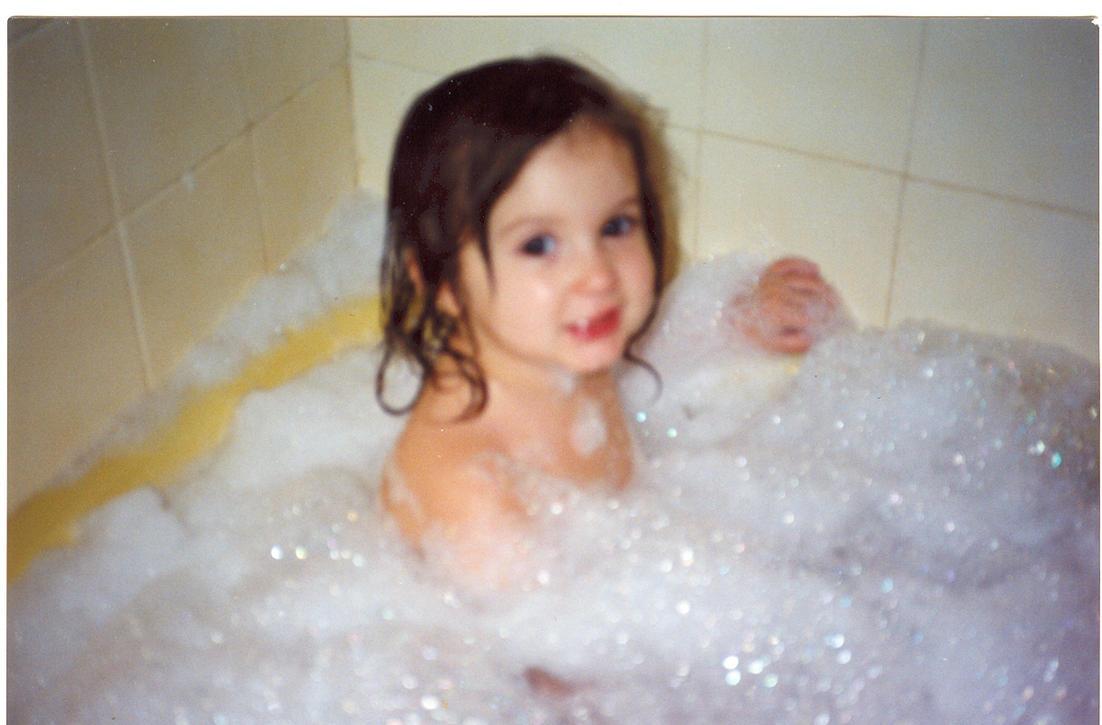 Bath Time Bubble by ebon on DeviantArt