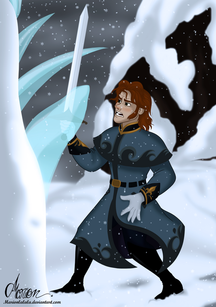 Prince hans of the southern isles