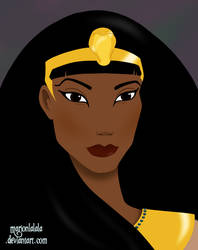 Queen Tuya by marionlalala