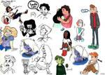 Steven Universe dump