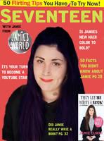 Seventeen Magazine by hancreech