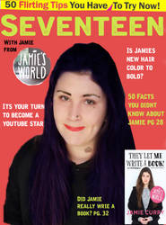 Seventeen Magazine by hancreech