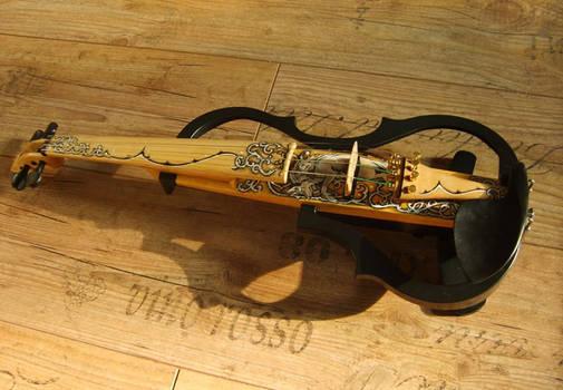 Electric Wolf Violin