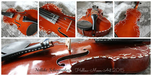 Custom violin design