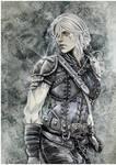 Witcher - Ciri finished