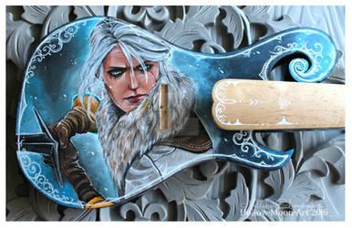 Ciri Witcher 3 - Electric Violin