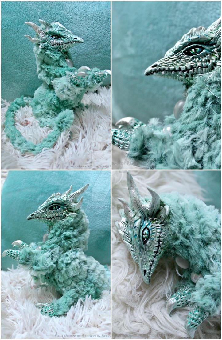 Minthy Dragon by Hollow-Moon-Art