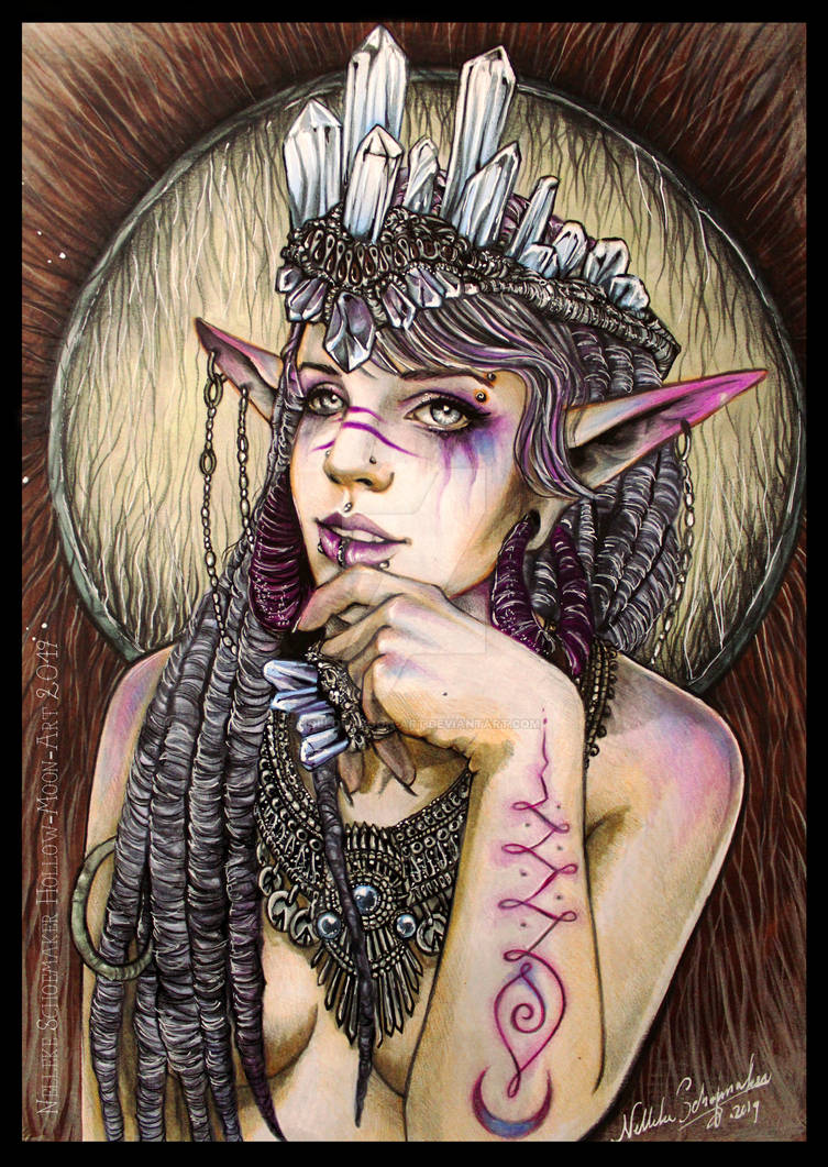 Crystal Priestess