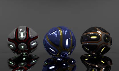 Egg Robots