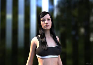 Model 1 by Absork