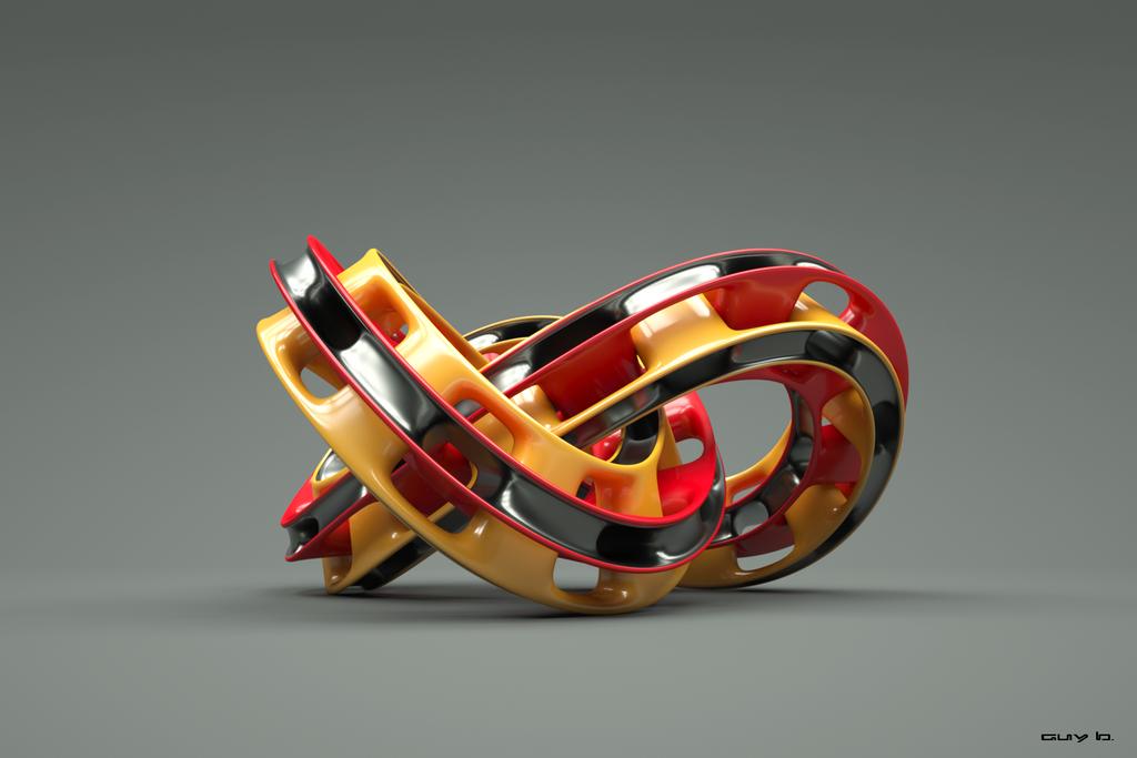 Torus Knot by Absork