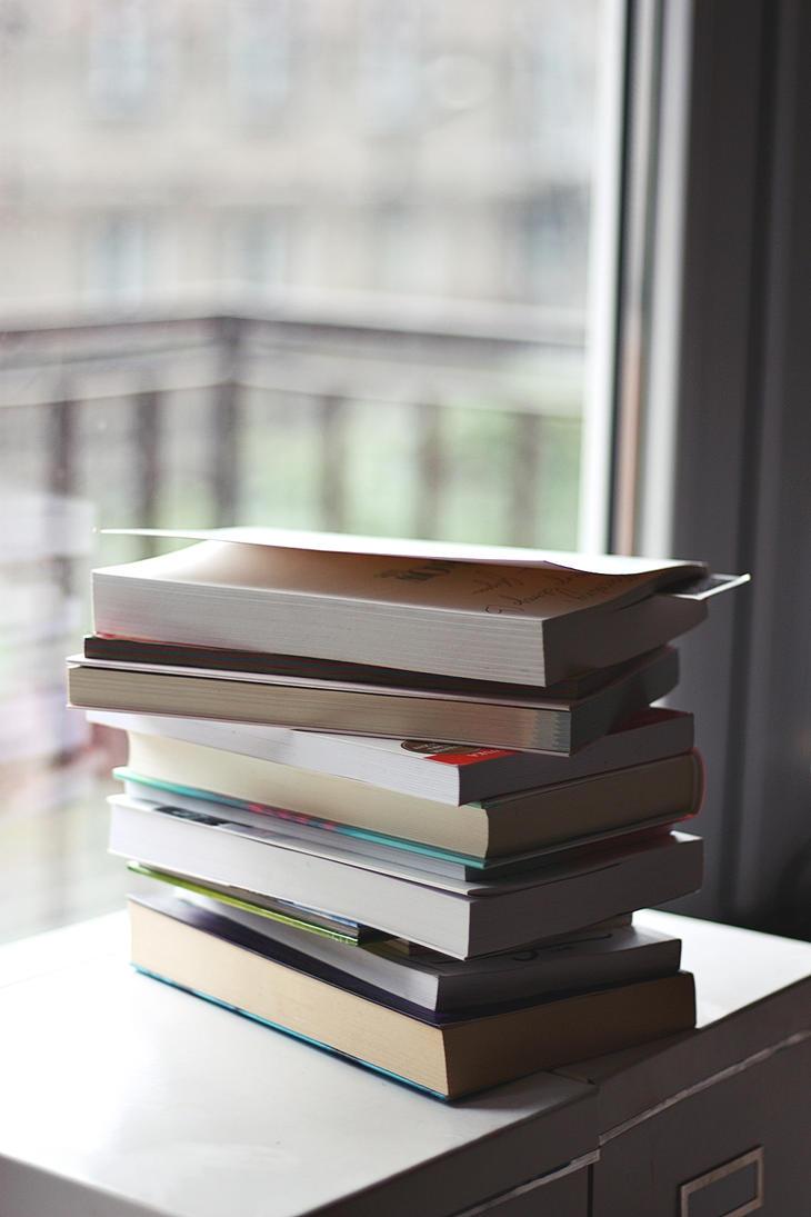 books lover by marcellinek