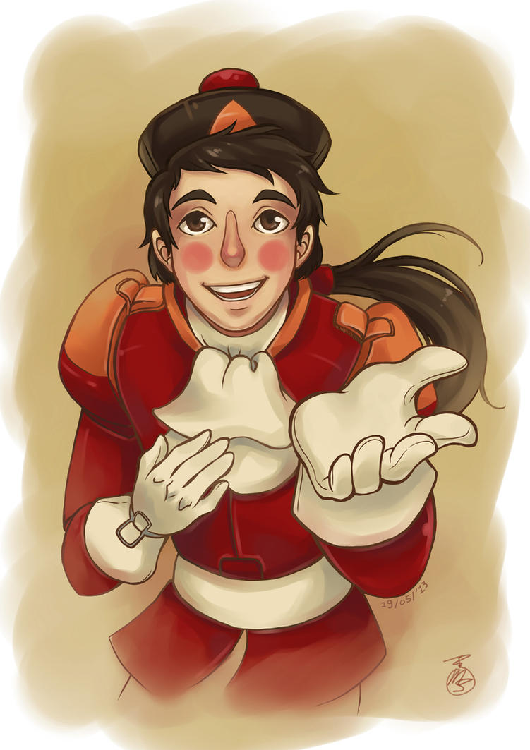 Prince Nutcracker by Mellon-Snow on DeviantArt