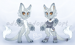 Adoptable Auction CLOSED  - Winter Traveller
