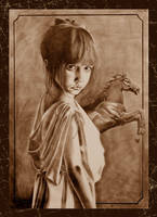 Kassandra. by Leebea