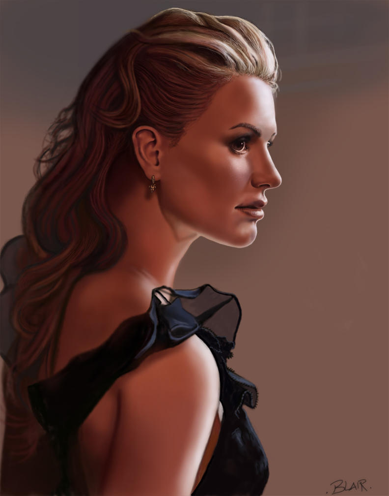 Sookie Stackhouse. by Leebea