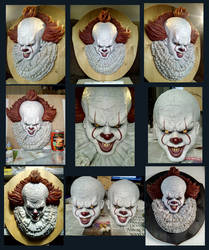 Pennywise wallhanger