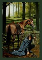 Waylander by Leebea