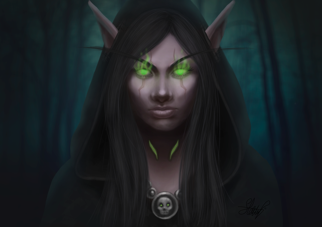 Demon hunter by StendorfDesign