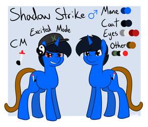 Shadow Strike Ref by lilliesinthegarden