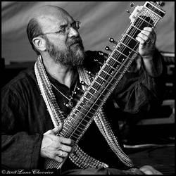 JazzFest 2008 - Sitar by BlackScarletLove