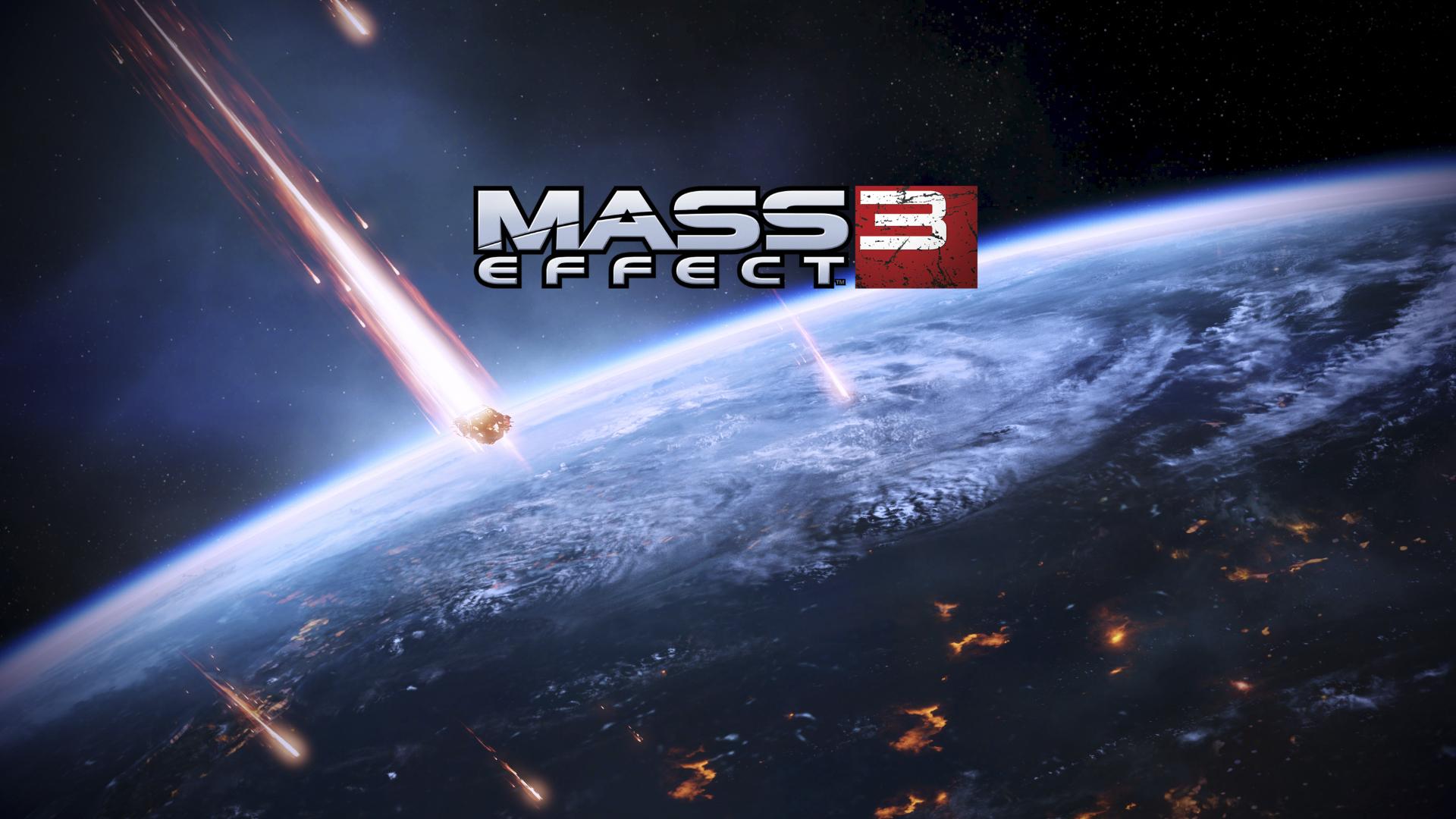 Mass Effect 3 Title Wallpaper by BlackScarletLove on ...