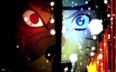 29292-nine Tails X Naruto Wallpaper