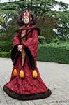 Queen Amidala ~ Queen at Theed's Garden