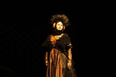Queen Amidala - I won't sign your treaty