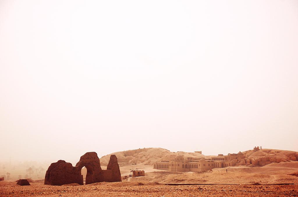 Deir el-Medina by naaw