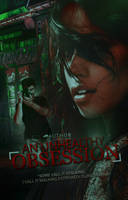 An unhealthy obsession // a wattpad cover by lonelyhoran