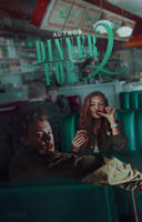 dinner for two // a wattpad cover by lonelyhoran