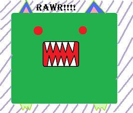 RAWR by Sabertoothtiger44