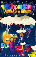 Full Sail Poster by PhreshSoldier