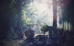 Wood Life by PhreshSoldier